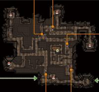 끝의 동굴 지하2층