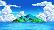 롱스톤의 섬