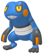 453Croagunk Pokémon HOME