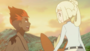 Kiawe and Lillie