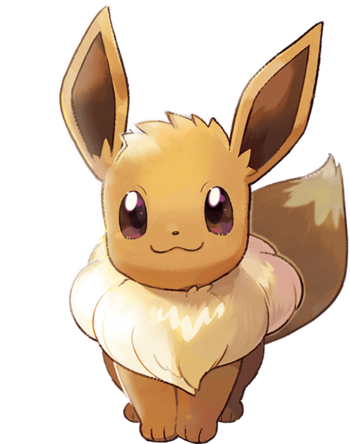 Eevee | Pokémon Wiki | FANDOM powered by Wikia