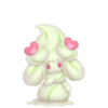 869Alcremie Matcha Cream Love Sweet Pokémon HOME