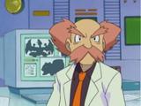 Professor Namba