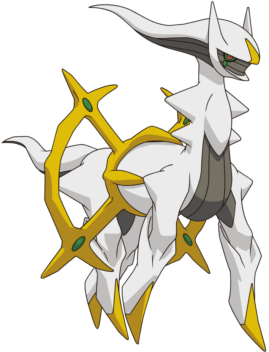 how to get arceus pokemon conquest