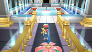 Pokémon League Champion chamber (Let's Go)