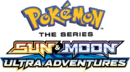 Pokémon the Series - Sun & Moon- Ultra Adventures logo
