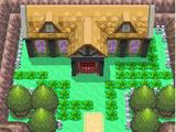 숲의 양옥집