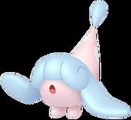 856Hatenna Pokémon HOME
