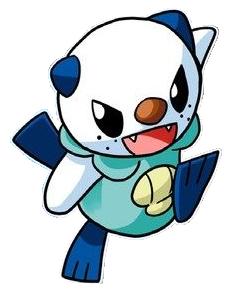 Oshawott | Pokémon Wiki | FANDOM powered by Wikia