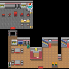 1층과 로토무의 방