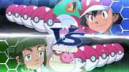 Ash VS Sawyer XY127