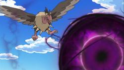 Mandibuzz's Shadow Ball
