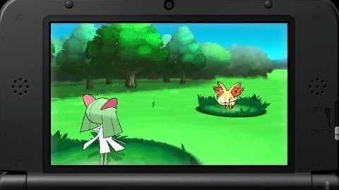 Trailer Pokémon X Pokémon Y (3DS)
