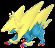 310Manectric Mega Pokémon HOME