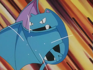 Brock Golbat Wing Attack