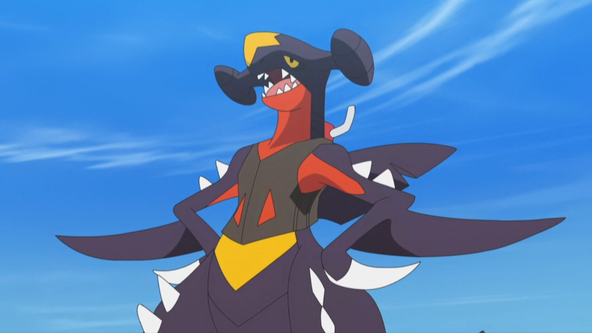 Ultra Guardian Ash's Ride Garchomp