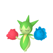 315Roselia Female Pokémon HOME
