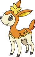 585Deerling BW anime-autumn