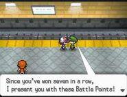 Battle points