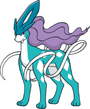 245Suicune Dream