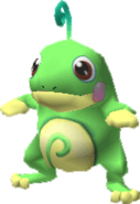 186Politoed Pokemon Stadium