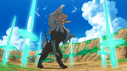 Gladion Type Null Swords Dance