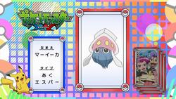 Pokémon Quiz XY003