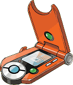 Pokedex Hoenn Region