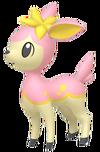 585Deerling Spring Pokémon HOME