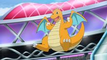 Ash Dragonite