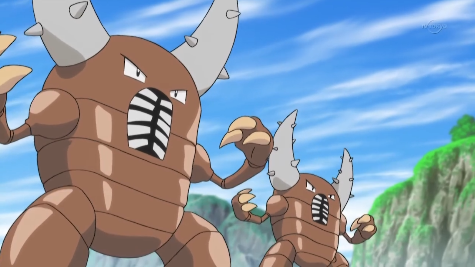 Image result for Pinsir Pokemon  anime