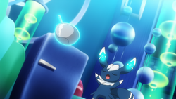 Miette Meowstic Psychic