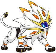 791Solgaleo Dream