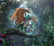 Decidueye Pokemon TCG Sun and Moon