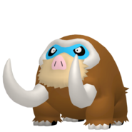 473Mamoswine Pokémon HOME