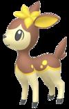 585Deerling Winter Pokémon HOME