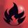 TCG 불꽃 아이콘
