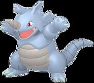 112Rhydon Pokémon HOME
