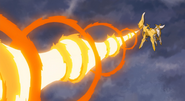 Arceus Flamethrower