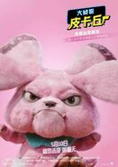 Detective Pikachu Chinese Pokemon Poster 04