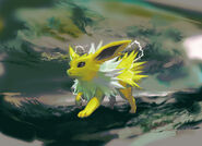 Jolteon Undaunted