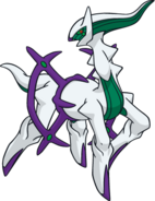 493Arceus Dragon Dream