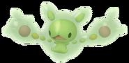579Reuniclus Pokémon HOME