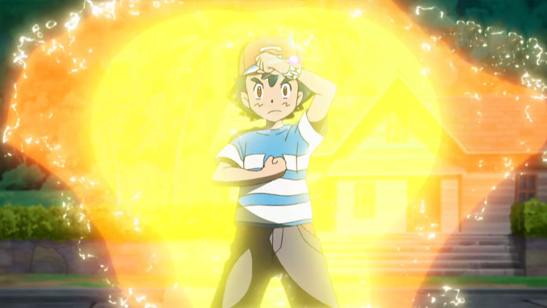 Images of sun and moon pokemon anime episode 120 sub