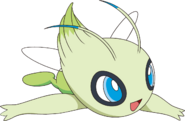 251Celebi DP anime 2
