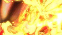 Flamethrower Wheel