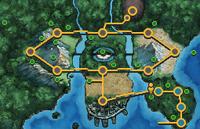 Unova game map