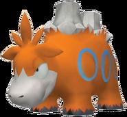 323Camerupt Pokemon Colosseum