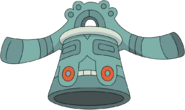 437Bronzong DP anime
