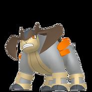 639Terrakion Pokémon HOME